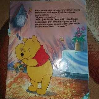 Buku Winnie the Pooh