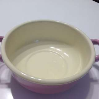 🚚 奧地利製RIESS,14cm琺瑯鍋