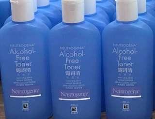 Neutrogena Alcohol-Free Toner 200ml