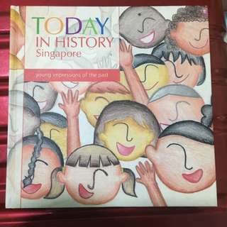 Today in History Singapore - Young impressions of the past