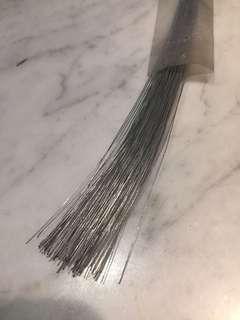 Very fine wire