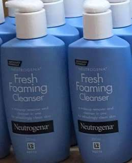 Neutrogena Fresh Foaming Cleanser 200ml