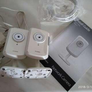 D-link DCS 930L network camera