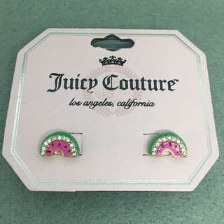 Juicy Couture Sample Earrings 西瓜閃石耳環