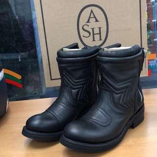 🚚 ASH 全皮短靴 正貨