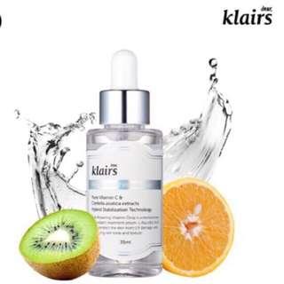 DEAR KLAIRS Freshly Juiced Vitamin Drop 35ml