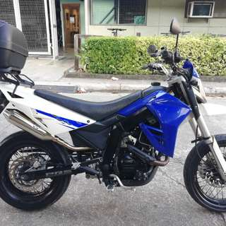 Zongshen Moto R155 Liquid Cooled 2014 Model Sale Or Swap