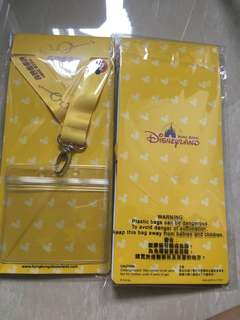 Disney magic access card holder