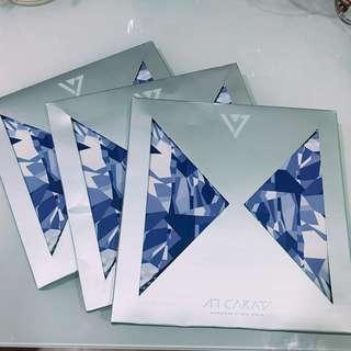 Seventeen 17 Carat albums