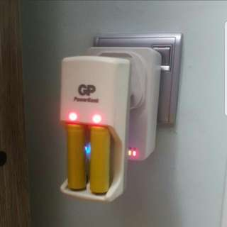 GP Powerbank Charger