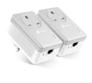 TP-LINK 600Mbps Powerline Adapter