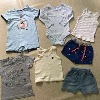 Baby Gab Hush Puppies Boy Clothes