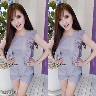 Mini jumpsuit ; shop to fashion