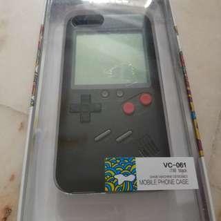 IPhone 7/8 brick game casing