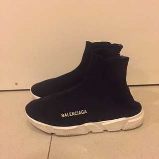 balenciaga speed trainer size 43