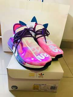 Adidas X Pharrell Hu Holi AC7362(Purple) limited collection