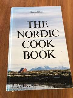 The Nordic Cook Book (Signed)