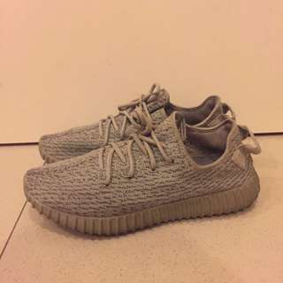 jual adidas yeezy moonrock second