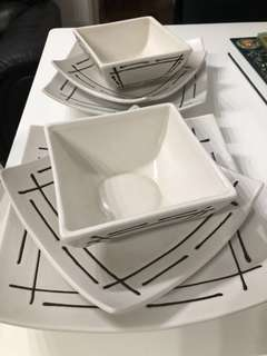 餐具(德國孖人牌)六件(兩set)