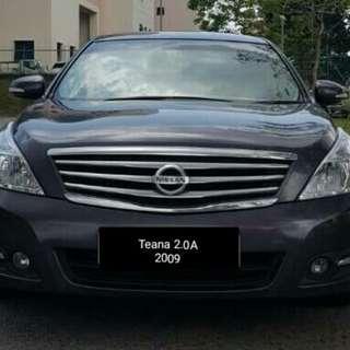 Nissan Teana 2.4
