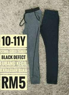 10-11y long pants