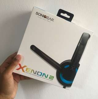Sonicgear (Xenon 2) Headphones