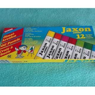 Jaxon Jumbo 12 Crayons
