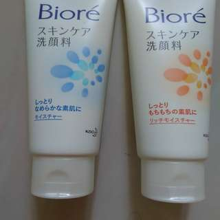 Biore Facial Foam