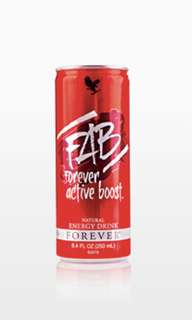 FAB 樂活能量飲品/FAB X 樂活無糖能量飲品