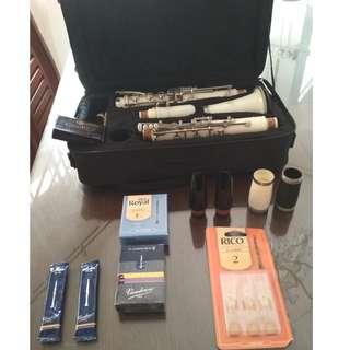 Clarinet B flat Cecilio