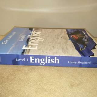 Study guide: english level 1