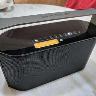 Elysium Porto VII Bluetooth hi-fi speaker