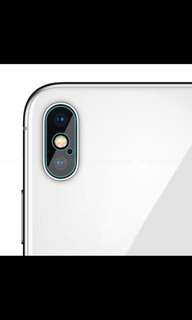 Tempered glass for iphone x cemera lens