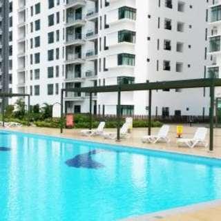 JB Johor Bukit Indah D'Inspire Residence 3BR short & long term