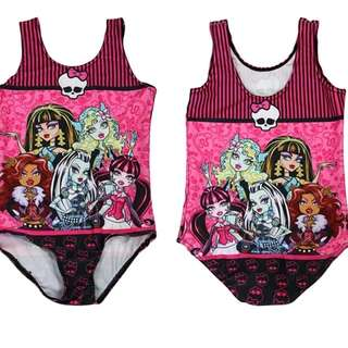Swimwear import monster high