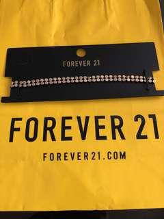 Brand New Auth Forever 21 Choker