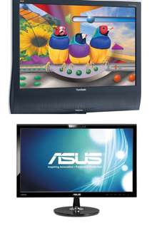 ASUS/ViewSonic Monitors