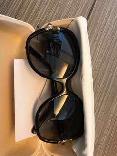 Chloe 黑色太陽眼鏡