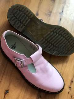 Polly Pink Dr Martens