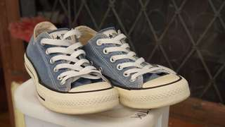Converse CT OX navy white