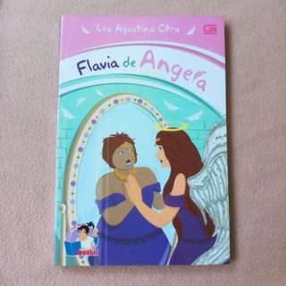 Novel Teenlit - Flavia de Angela