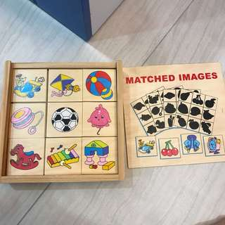Matching images Game