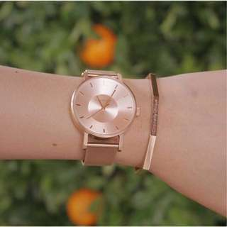 Volare Rose Gold with Mesh Band | 36MM KLASSE14