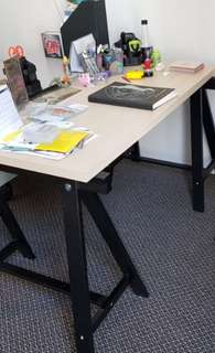 Ikea linnmon office Table top