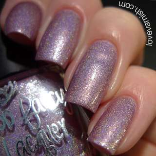 Too Fancy Lacquer - Pandora's Gift