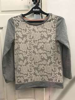 Sweater borkat flower colorbox