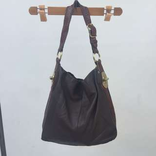 Authentic Coach Hobo leather bag