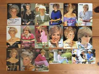 Princess Diana Collection 1961-1997