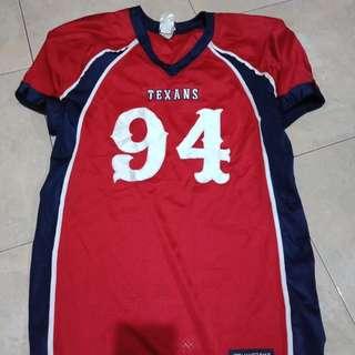 Baju sports merah