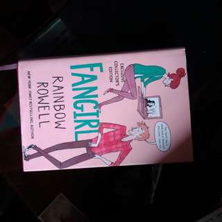 Fangirl (collector's ed)